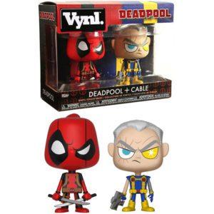 Set Deadpool & Cable, collection Marvel, Vinyl figure Funko