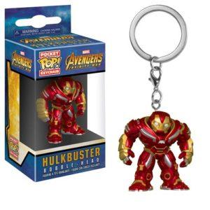 Porte-clés Hulkbuster, Avengers -Marvel