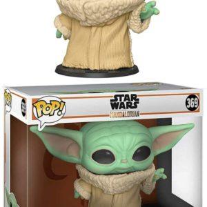 POP figure Star Wars Mandalorian Yoda The Child 25cm_1