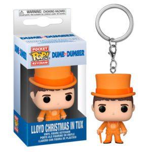 Pocket POP! Porte-Clés Dumb and Dumber Lloyd In Tux_1