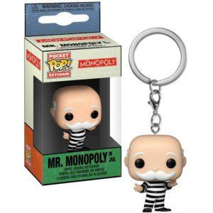 Pocket POP Porte-Clés Monopoly Criminal Uncle Pennybags_1