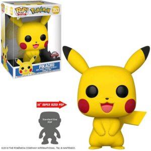 POP! Games Pokémon Pikachu 25 cm_3